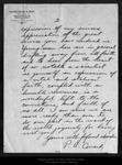 Letter from P. A. Conard to John Muir, [1911] Dec 9. by P A. Conard