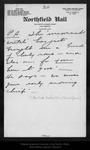 Letter from [Alice Spencer H. Jones] to [John Muir], 1911 May 1. by [Alice Spencer H. Jones]
