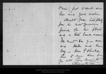 Letter from Charlotte [H. Kellogg] to [John Muir], [1911?] Jan 6. by Charlotte [H. Kellogg]