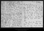 Letter from Charlotte [H. Kellogg] to [John Muir], [1911 ?] May 25. by Charlotte [H. Kellogg]