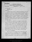 Letter from Cleveland Abbe to John Muir, 1914 Jun 23. by Cleveland Abbe