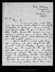 Letter from Thomas T. Bisset to John Muir, 1914 Oct 4.