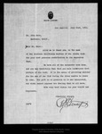 Letter from P. S. Berney to John Muir, 1914 Jul 31. by P S. Berney