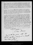 Letter from Clara Barrus to John Muir, 1914 Nov 11. by Clara Barrus