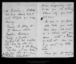 Letter from Charlotte [H. Kellogg] to John Muir, [ca. 1914 ?].
