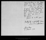 Letter from Melville B. Anderson to John Muir, 1914 Mar 6.