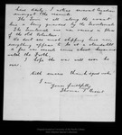Letter from Thomas T. Bisset to John Muir, 1914 Aug 31. by Thomas T. Bisset