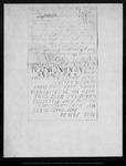 Letter from [Annie Wanda Muir] to [John Muir], [1885 Aug 28].