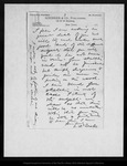 Letter from A[lexander] W. Drake to John Muir, 1877 Aug 16. by A[lexander] W. Drake