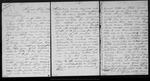 Letter from Joanna [Muir Brown] to John Muir, 1885 Nov 7.