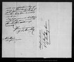Letter from G. S. Mackey to John Muir, 1879 Jun 2.