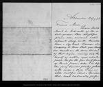 Letter from J[ohn] Strentzel to John Muir, 1878 Jul 24.