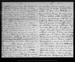 Letter from [John Muir] to [Jeanne C.] Carr, [1871] Sep 8.
