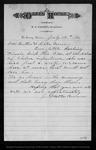 Letter from L. Walter Brown to [John Muir & Louie Strentzel Muir], 1885 Jul 15.