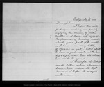 Letter from [Ann G. Muir] to John Muir, 1883 May 23. by [Ann G. Muir]