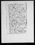 Letter from [John Muir] to [Jeanne C.] Carr, 1873 May 15.