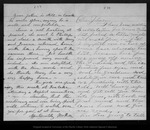 Letter from Mother [Ann Gilrye Muir] to John Muir, 1879 Oct.