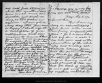 Letter from Joanna [Muir] to Sister [Mary Muir], 1874 Sep 8.