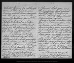 Letter from John Bagnall to John Muir, 1878 Oct 20.