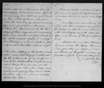 Letter from John Muir to  [Ann Gilrye Muir], [1871] Nov 16.