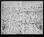 Letter from D[avid] G[ilrye] Muir to John Muir, 1872 Apr 25.