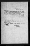 Letter from John Muir to [Jeanne C.] Carr , 1869 Apr 24.