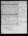 Letter from Henry S. Butler to [James D. Butler], 1873 Mar 21.