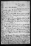 Letter from John Muir to Miss [Louie] Strentzel, 1879 Apr 18.