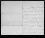 Letter from Annie L.Muir to John Muir, 1883 Nov 15. by Annie L.Muir