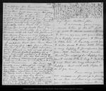 Letter from Maggie [Margaret Muir Reid] to John Muir, 1885 Jan 19.