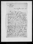 Letter from D[aniel] H. M[uir] to John Muir, 1885 Dec 24.