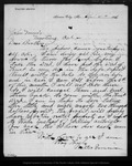 Letter from Walter Brown to John Muir, 1886 Apr 2. by Walter Brown