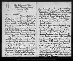 Letter from John Muir to Doctor [John Strentzel], 1879 Feb 11.