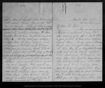 Letter from Janet Douglass [Moores] to John Muir, 1878 Nov 17 .