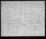 Letter from Annie L. [Muir] to [John Muir], 1884 May 5. by Annie L. [Muir]