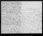 Letter from [Annie L. Muir] to Louie [Muir], 1888 Aug 22.