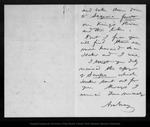 Letter from Asa Gray to John Muir, 1878 Sep 12.