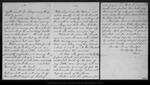 Letter from Louie [Strentzel] to [John Muir], 1879 Jun 27.