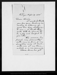 Letter from [Ann Gilrye Muir] to Louie [Muir], 1888 Sep 14. by [Ann Gilrye Muir]