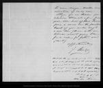 Letter from J[ohn] Strentzel to [John Muir], 1885 Sep 1.