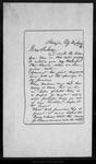 Letter from D[avid] G. Muir to [Daniel H. Muir], 1869 Jul 29.