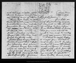 Letter from Joanna [Muir] to [Mary Muir Hand], 1879 Apr 1.