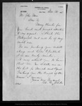 Letter from A[lexander] W. Drake to John Muir, 1880 Dec 24. by A[lexander] W. Drake