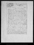 Letter from [John Muir] to Louie [Strentzel], 1879 Oct 9.