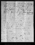 Letter from John Muir to [Jeanne C.] Carr and [Ezra S.] Carr, 1869 Nov 15.