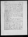 Letter from D[avid] G[ilrye] Muir to John Muir, 1886 Sep 10.