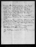 Letter from [John Muir] to [Jeanne C.] Carr, [1873] Sep 27.