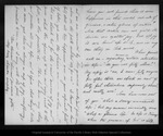 Letter from A[nnie] K[ennedy] Bidwell to John Muir, 1881 Apr 8. by A[nnie] K[ennedy] Bidwell