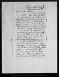 Letter from John Muir to [Jeanne C.] Carr, [1873] Mar 30.