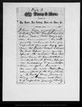 Letter from D[avid] G. Muir to John Muir, 1874 Dec 16.